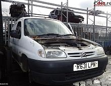 Imagine Dezmembrez Citroen Berlingo 1 9 Diesel Din 1999 Piese Auto