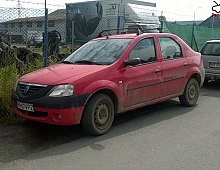 Imagine Dezmembrez Dacia Logan 1 4 Mpi Rosu Piese Auto