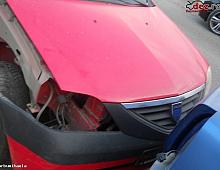 Imagine Dezmembrez Dacia Logan 1 4 Mpi Rosu Preferance Piese Auto