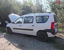 Imagine Dezmembrez Dacia Logan Mcv An 2008 1 5 Dci Euro 4 Diesel Piese Auto