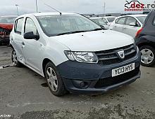 Imagine Dezmembrez Dacia Sandero An 2014 1 2 Benzina Piese Auto