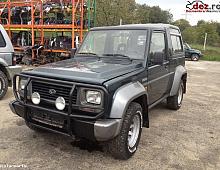 Imagine Dezmembrez Daihatsu Rocky Piese Auto