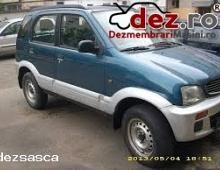 Imagine Dezmembrez Daihatsu Terios 2001 Motor 1 3 Benzina Piese Auto