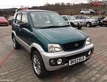 Imagine Dezmembrez Daihatsu Terios An 2003 Piese Auto