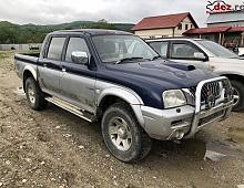 Imagine Dezmembrez Dezmembrari Piese Mitsubishi L200 2003 Diesel 116cp Piese Auto