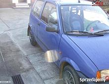 Imagine Dezmembrez fiat cinquecento din 1996 caroserie albastra Piese Auto