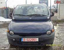 Imagine Dezmembrez fiat multipla din 2002 am motor si anexe 1 6 b 1 Piese Auto