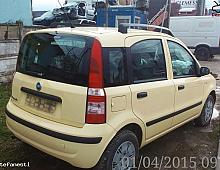 Imagine Dezmembrez Fiat Panda 1 2 Benzina 2007 Orice Piesa Stop Geam Piese Auto