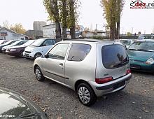 Imagine Dezmembrez Fiat Seicento 600 Sx Piese Piese Auto