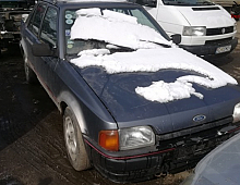 Imagine Dezmembrez Ford Escort 1 6i An 1988 Piese Auto