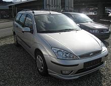 Imagine Dezmembrez ford focus 2002 motor 1 8 tdci 116cp 85 kw gri Piese Auto
