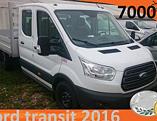 Imagine Dezmembrez Ford Transit 2016 Piese Auto
