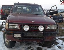 Imagine Dezmembrez Frontera A Din 1995 2 4 Benzina 4x4 Piese Auto