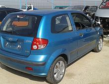 Imagine Dezmembrez Hyndai Getz Din 2004 1 1 Benzina Tip G4hd Piese Auto