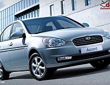 Imagine Dezmembrez Hyundai Accent Benzina 2008 Piese Auto