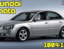 Imagine Dezmembrez Hyundai Sonata Piese Auto