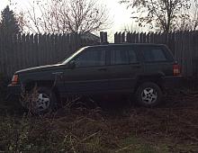 Imagine Dezmembrez Jeep Grand Cherokee An 1996 4000 Benzina Piese Auto