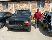 Imagine Dezmembrez jeep grand cherokee fabricat in 1994 motor 2 5 td Piese Auto