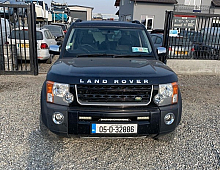 Imagine Dezmembrez Land Rover Discovery 3 2007 2 7 Tdv6 (motor La Piese Auto