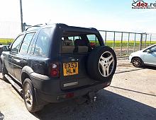 Imagine Dezmembrez Land Rover Freelander Din 2005 Motor 2 0td4 Piese Auto