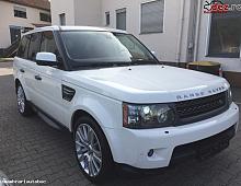 Imagine Dezmembrez Land Rover Range Rover Sport 3 An 2012 Motor 3 0d Piese Auto