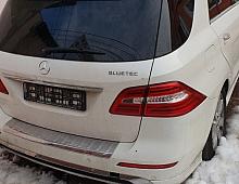 Imagine Dezmembrez Mercedes 166 Ml 2013 Piese Auto