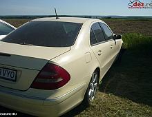 Imagine Dezmembrez Mercedes Benz E Class E220d W211 2003 2009 Piese Auto