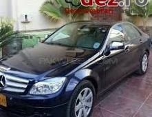 Imagine Dezmembrez Mercedes C Class An 2008 Motor 2 2 Diesel Piese Auto