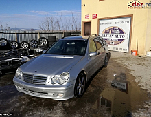 Imagine Dezmembrez Mercedes C Class W203 2007 C220 Piese Auto
