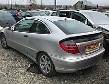Imagine Dezmembrez Mercedes C180 W203 2003 1 8 Benzina (2 Portiere) Piese Auto
