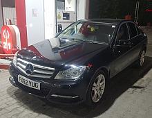 Imagine Dezmembrez Mercedes C250 W204 Facelift Piese Auto