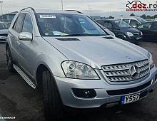 Imagine Dezmembrez Mercedes Ml Motor 3 0 Diesel Euro 4/5 Din 2008 Piese Auto