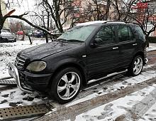 Imagine Dezmembrez Mercedes Ml W163 An 2002 2 7cdi Piese Auto