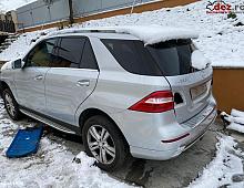 Imagine Dezmembrez Mercedes Ml W166 Piese Auto