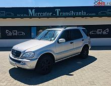 Imagine Dezmembrez Mercedes Ml270 Cdi W163 | 2 7 Cdi | 2001 Piese Auto