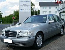 Imagine Dezmembrez mercedes s class w140 s320i an fab 1993 1998 3 2i 170kw Piese Auto