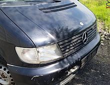 Imagine Dezmembrez Mercedes Vito An 2002 Motor 2 2 Disel Piese Auto