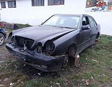 Imagine Dezmembrez Mercedes E 220 W210 Piese Auto
