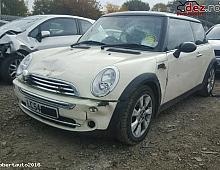 Imagine Dezmembrez Mini Cooper 1 6 Benzina An 2005 R50 Cod Motor W10 Piese Auto