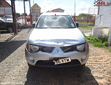 Imagine Dezmembrez Mitsubishi L200 2 5 Diesel Argintiu 2006 Piese Auto