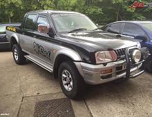 Imagine Dezmembrez Mitsubishi L200 2 5td 4life 4wd (1998-2005) Piese Auto