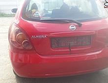 Imagine Dezmembrez Nissan Almera An 2005 Motor 1 5 Benzina Piese Auto