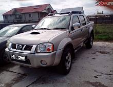 Imagine Dezmembrez Nissan Navara 2 5 Tdi 2004 Cod Motor Yd25 Piese Auto