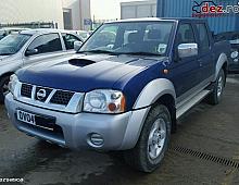 Imagine Dezmembrez Nissan Navara An 2004 Motor 2 5 Diesel Piese Auto