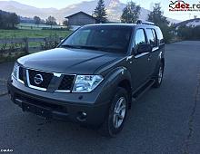 Imagine Dezmembrez Nissan Pathfinder R51 2 5 Dci Diesel Yd25ddti Piese Auto