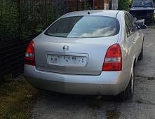 Imagine Dezmembrez Nissan Primera 2 0 Diesel 2003 Piese Auto