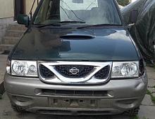 Imagine Dezmembrez Nissan Terrano Ii 2 7 Tdi 92 Kw 125 Cp An 2001 Piese Auto