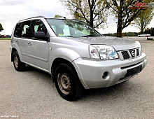 Imagine Dezmembrez Nissan X Trail Piese Auto