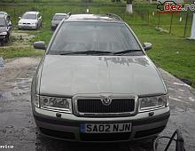 Imagine Dezmembrez Octavia Complet Si Impecabil Nerulat In Romania Piese Auto