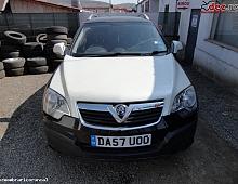 Imagine Dezmembrez Opel Antara 2 0 Cdti 110kw 4x4 Manual Negru Piese Auto
